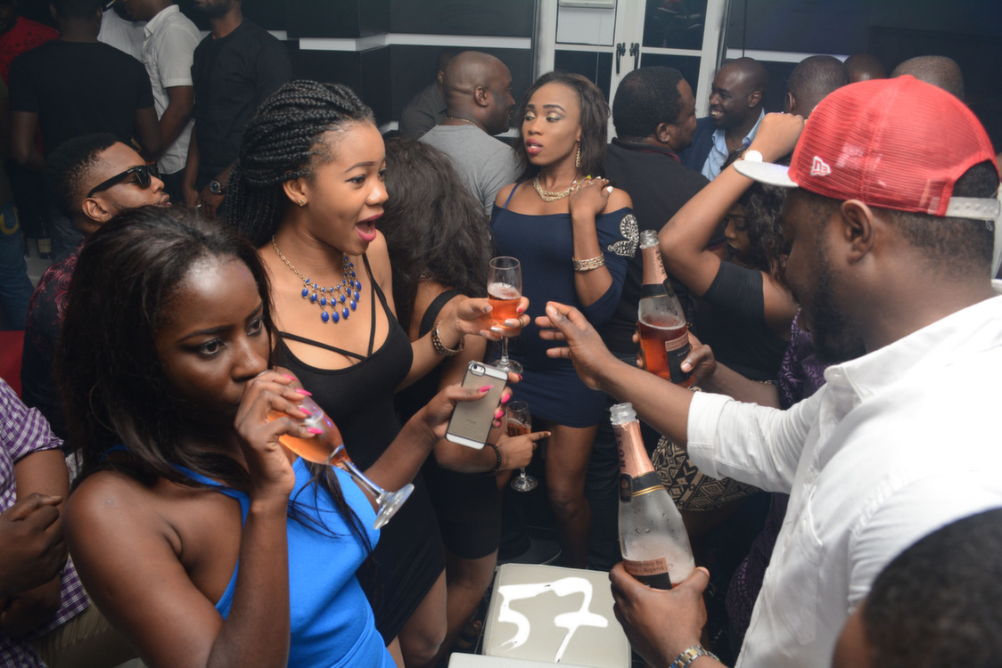 Lagos nigeria nightlife girls